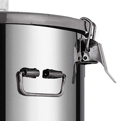 VEVOR 7 Gallon Stainless Steel Brew Fermenter Home Brewing Brew Bucket Fermenter With conical base Brewing Equipment by Vevor (Image #7)