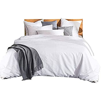 Queen Natural Comfort CSD-AQ Deluxe 100-Percent Natural Green tussah Silk Filled White Comforter for All Seasons