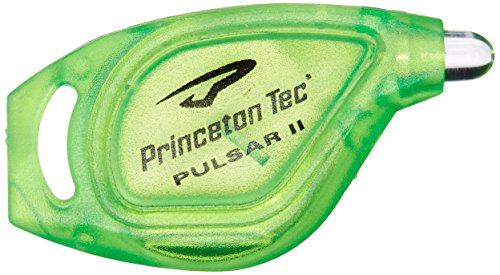 Princeton Tech Pulsar II Translucent Lamp, Yellow with Green (Tec Translucent Flashlight)