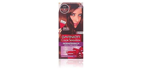 Garnier Color Sensation Coloración nº4.30 Ultra Negro de Garnier