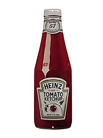 Heinz Botella Tin Sign 6 X 21 en: Amazon.com: Grocery ...