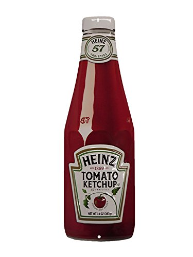 Heinz Bottle Tin Sign 6 x (Hobby Sign)