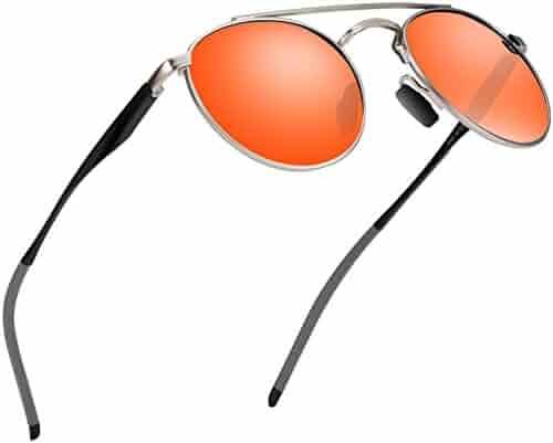 9385959efdf7 Polarized Aviator Sunglasses for Men - FEIDU Polarized Aviator Sunglasses  for Men Sunglasses Man FD3014