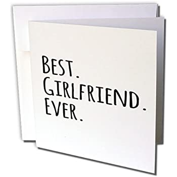 love and dating greeting card