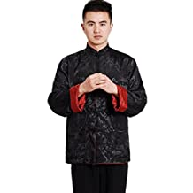 Shanghai Story Men's Jacket Chinese Kong Fu Reversible 2 Sides Shirt 6 Color