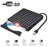 Best External Dvd Burners - External CD DVD Drive USB 3.0 Multifunction Portable Review