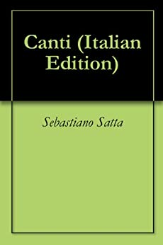 Amazon.com: Canti (Italian Edition) eBook: Sebastiano