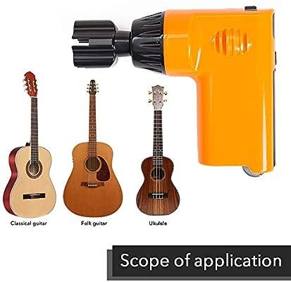 Enrollador de cuerdas eléctricas de guitarra automática portátil ...