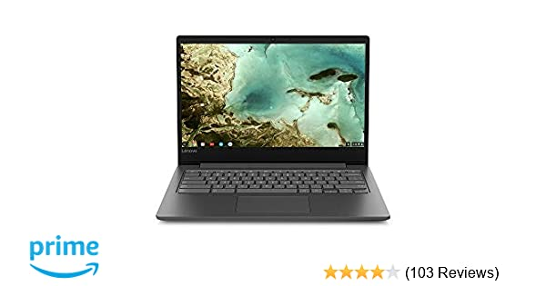 Lenovo Chromebook S330 Laptop, 14-Inch HD (1366 x 768) Display, MediaTek  MT8173C Processor, 4GB OnBoard LPDDR3, 32GB eMMC SSD, Chrome OS,  81JW0001US,