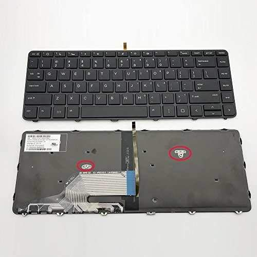 ea61f997d39 New US Black Laptop Backlit Keyboard (with frame) For HP Probook 430 G3 440