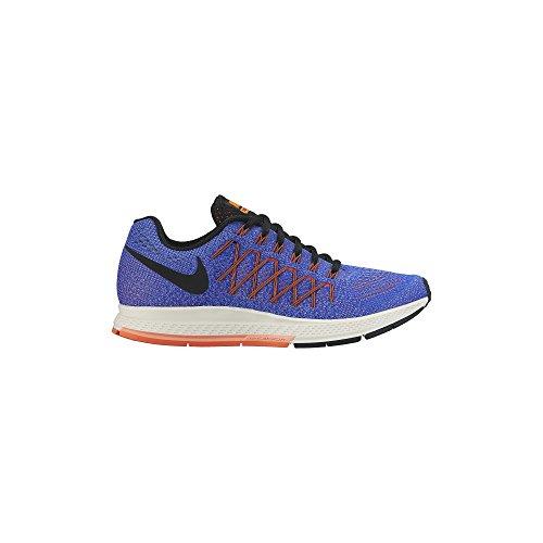 Nike-Womens-Wmns-Air-Zoom-Pegasus-32-RACER-BLUEBLACK-HYPER-ORANGE-BRIGHT-MANGO-95-US