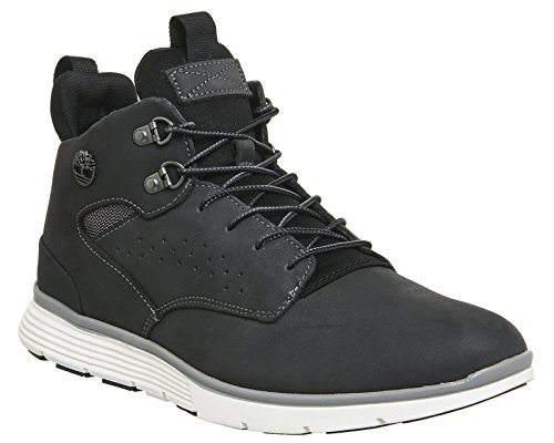 Timberland Killington Hiker Chukka Black Nubuck CA1GBI, Boots Grau