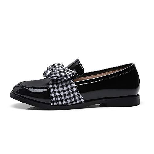 De Zapatos Negro Mujer uretano Senderismo Para Cuadros A Adeesu Sdc06296 B6SxwqUnPO