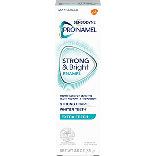 Pronamel Strong & Bright, Whitening Enamel Toothpaste,  Extra Fresh, 3 ounce