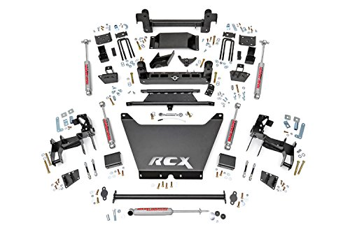 6 in lift kit for chevy - 3