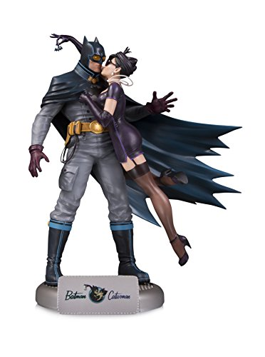 Used, DC Bombshells: Batman & Catwoman Deluxe Statue for sale  Delivered anywhere in USA