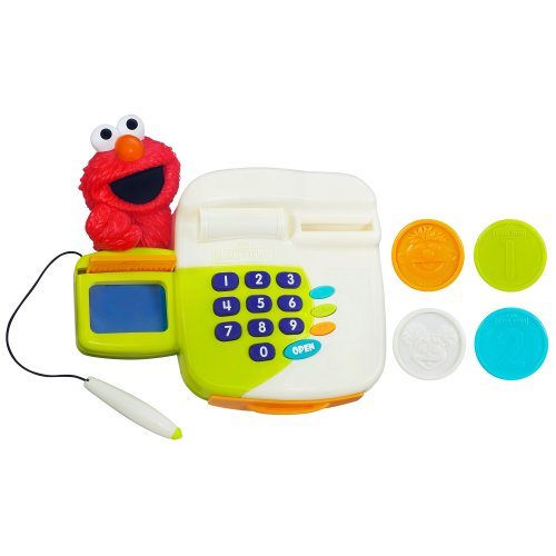 (Playskool Come 'N Play Elmo Cash Register Toy)
