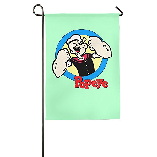Breaking Bad Costumes 2016 (Popeye The Sailor Mesh Garden Flag)