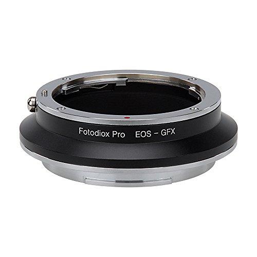 Fotodiox Pro Lens Mount Adapter Canon EOS  D/SLR Lens to GFX