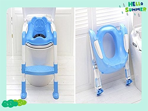 Vi Yo Baby Potty Seat With Ladder Children Toilet Seat