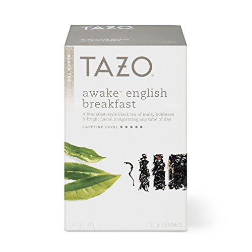 Tazo Vanilla Caramel Chai Black Tea Filterbags (120 count)