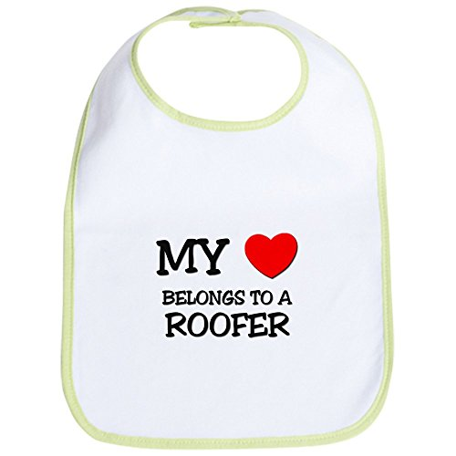 Used, CafePress - My Heart Belongs To A ROOFER - Cute Cloth for sale  Delivered anywhere in Canada