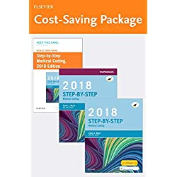 Medical Coding Online for Step-by-Step Medical Coding, 2018 Edition (Access Code, Textbook and Workbook Package)