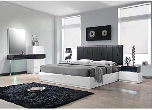 Amazon Com Best Master Furniture 5 Pieces Ireland Bedroom Set