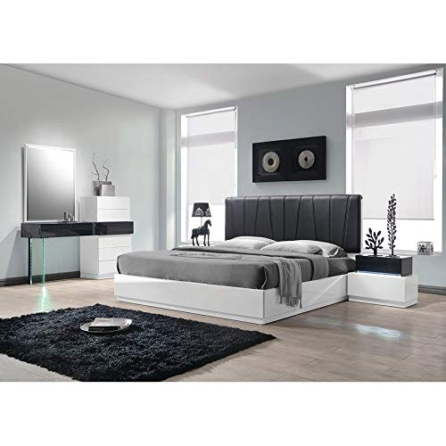 - Best Master Furniture 5 Pieces Ireland Bedroom Set California King