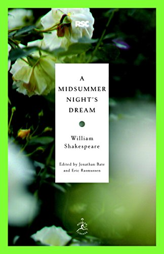 A Midsummer Night's Dream (Modern Library Classics)