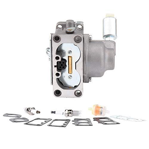 (ECCPP New Carburetor for Briggs Stratton 791230 699709 499804 V-Twin 20 21 23 24 25hp Engine Manual Choke Carb)
