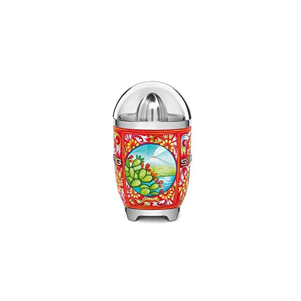 """Dolce and Gabbana x Smeg Citrus Juicer,""""Sicily Is My Love,"""" Collection 3"""