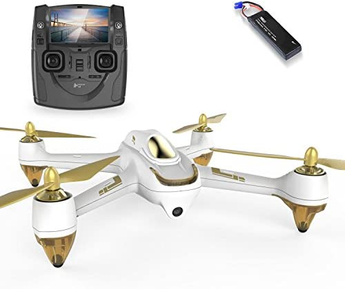 HUBSAN H501S Transmitter Brushless Quadcopter product image