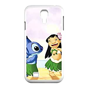 Samsung Galaxy S4 9500 Cell Phone Case White Disneys Lilo and Stitch TCO Unique Phone Cases
