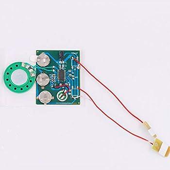 Amazon.com: Tarjeta de felicitación Wendry DIY Chip Tarjeta ...
