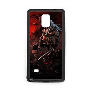 The Witcher Samsung Galaxy Note 4 Cell Phone Case Black 53Go-346470