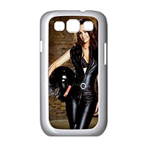 Samsung Galaxy S3 9300 Cell Phone Case White Jennifer Metcalfe LSO7960063