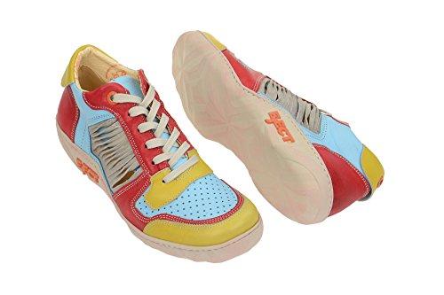 17581 lacets Chaussures coupe classique femme kombi à et Eject aHU1ww