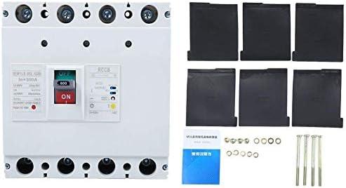 ST-ST 800V 800A電流回路ブレーカ、3P + N漏洩保護回路ブレーカ、50 / 60Hzのエアスイッチサーキットブレーカ漏れサーキットブレーカー 遮断器