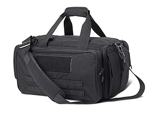 899f81e72c Cannae Pro Gear Tactical Armory Cordura Nylon Gun Pistol Shooting Range Bag  Black
