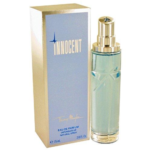 - Thïerry Mügler Angêl Innócent Perfumë For Women 2.6 oz Eau De Parfum Spray (Glass) + FREE Shower Gel