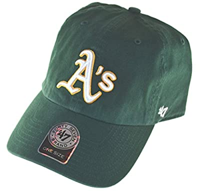 Oakland Athletics Road Cleanup Adjustable Cap One Size Fits All