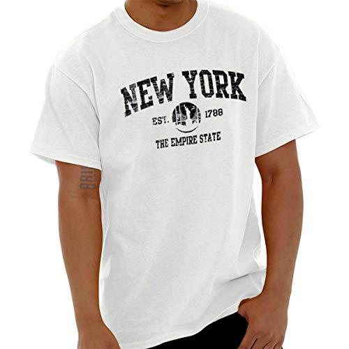 Vintage New York Statue of Liberty Souvenir T Shirt Tee ()