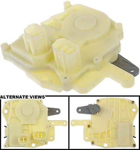 Apdty 857474 door lock actuator motor fits rear right for 05 honda accord door lock actuator
