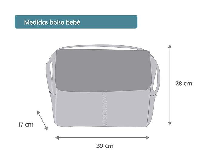 se adapta a la mayor/ía de las botellas de beb/é para cochecito de viaje universal #01 Bolsa para botella de beb/é con aislamiento