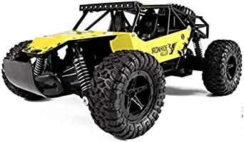 2.4G High Speed  RC Truck 4CH Hummer Rock Crawlers Car with Remote Control