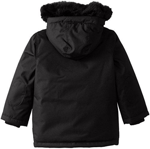 Snorkle Coat Anchor Nautica Boys' Black wUgtE0cqx