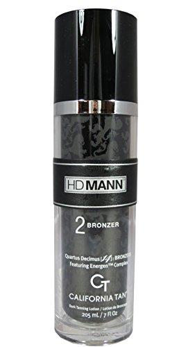 California Tan HD Mann, Step 2, Tanning Lotion 7 (Tan California Tanning Lotion)