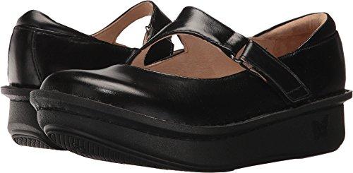 Alegria Women's Dayna Jet Luster Clog/Mule Size 41