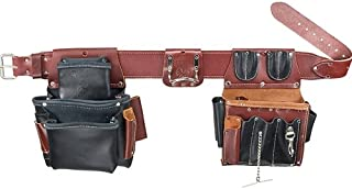 product image for Occidental Leather 5596XL Brown Industrial Pro Electrician's Set Toolbelt Extra Large